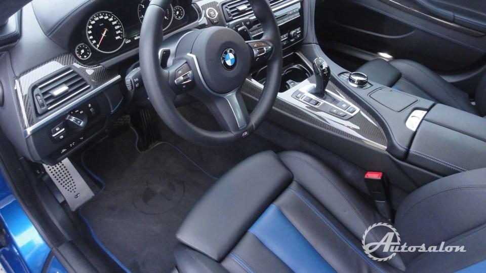 BMW 640d Gran Coupé 7