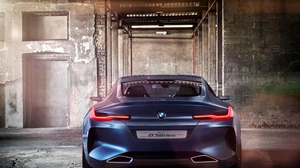 BMW Concept řady 8 11