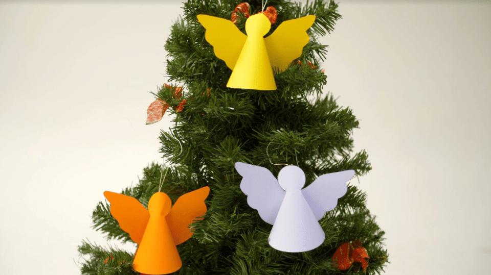Vánoční andílci