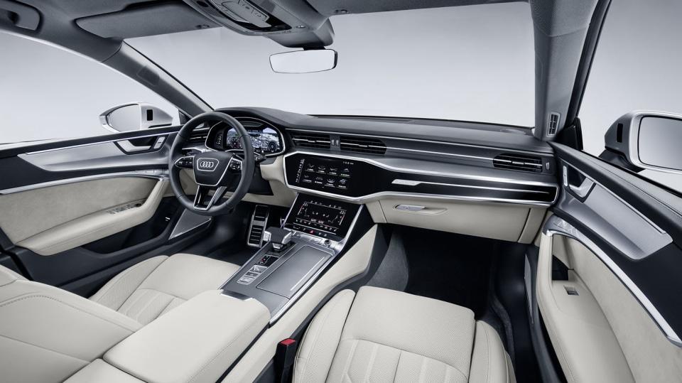 Audi A7 2018 7