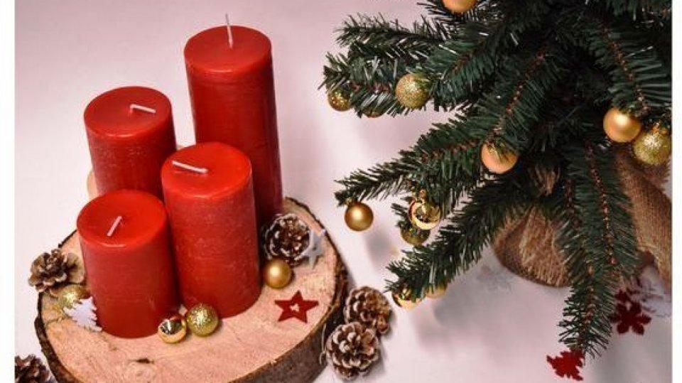 Přivítejte blížící se Vánoce...