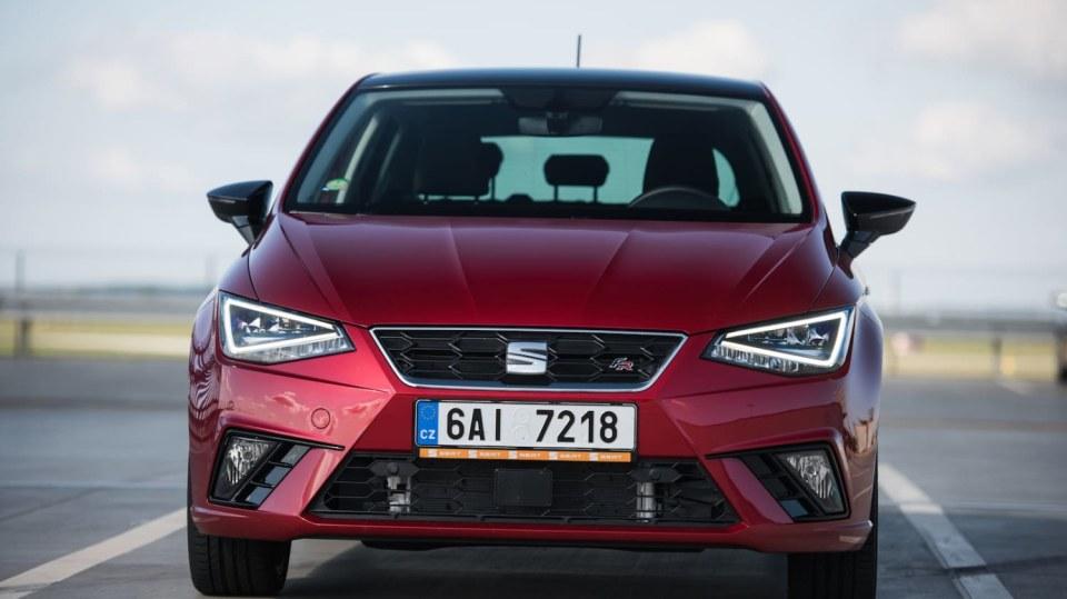 SEAT Ibiza FR 1.0 TSI exteriér 2