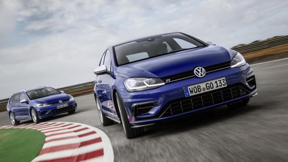 Volkswagen Golf R Performance 7