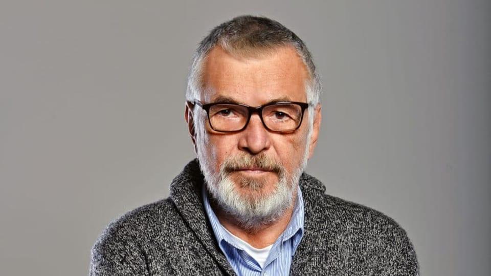Jiří Bartoška ztvární Colomba (Jana Kolumného)