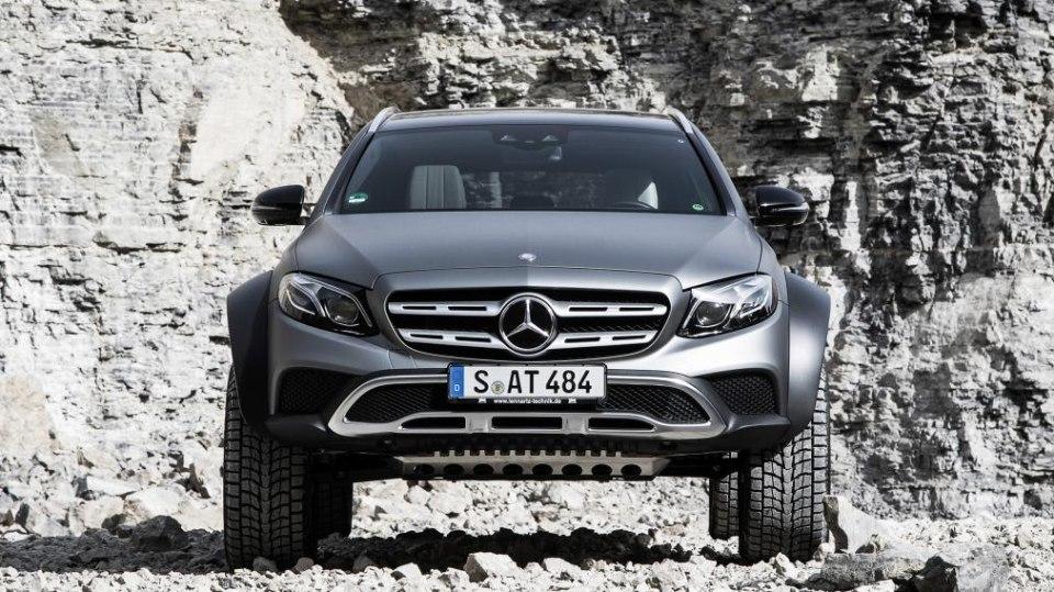 Mercedes E All-Terrain 4x4^2 6