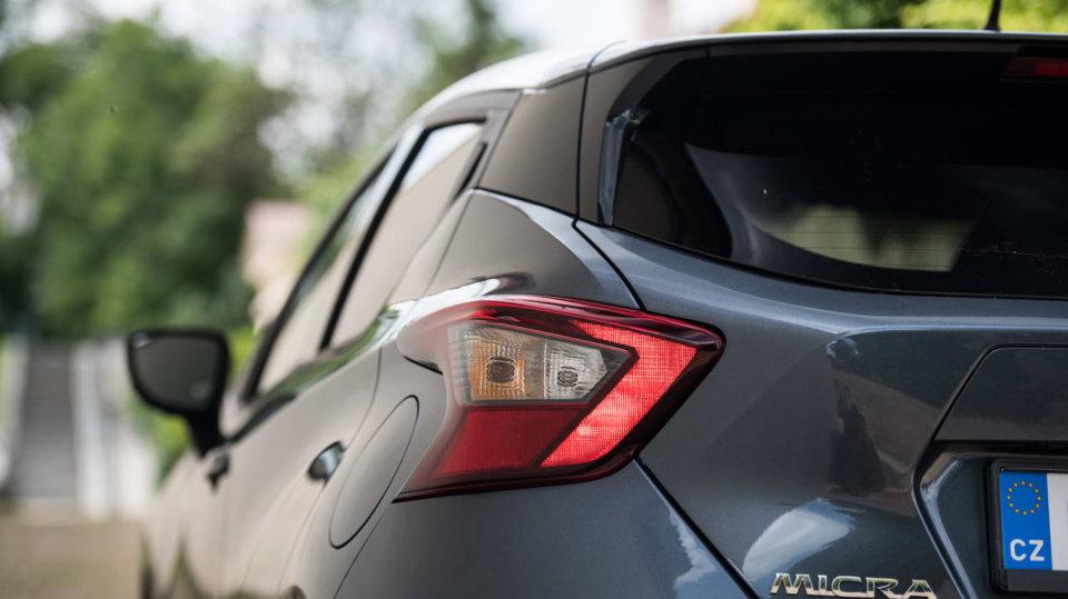 Nissan Micra 0.9 IG-T exteriér 5