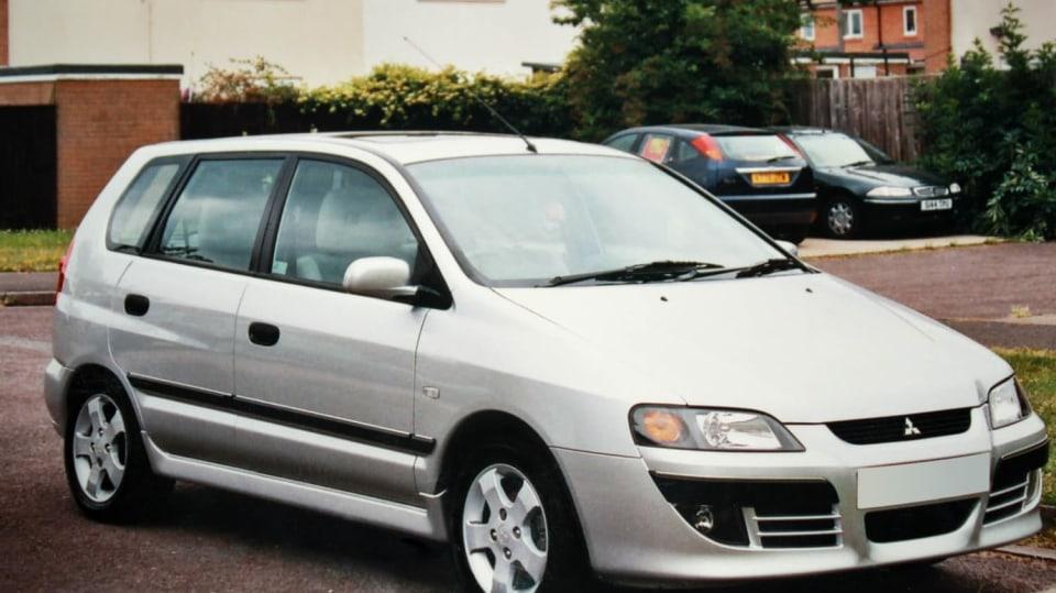 Mitsubishi milovník 4