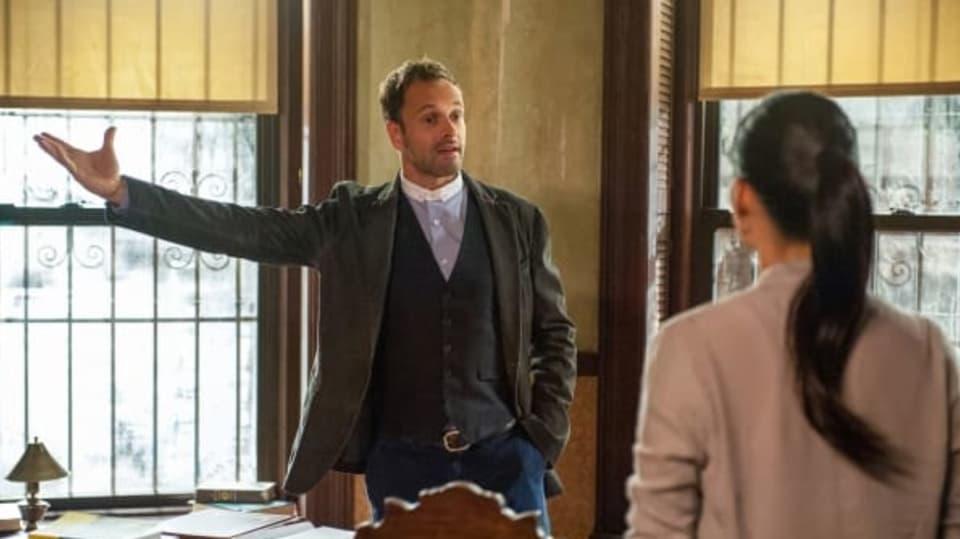 Sherlock Holmes: Jonny a Lucy