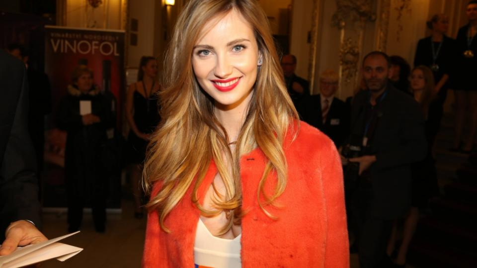 Ester Sátorová je modelka a přítelkyně Tomáše Berdycha