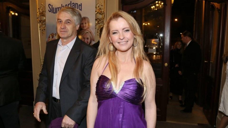 Iveta Bartošová s Josefem Rychtářem