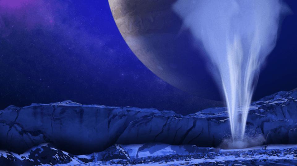 Měsíček Europa