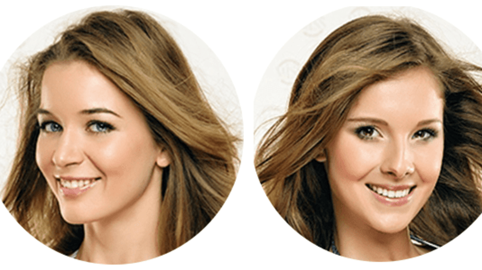 Vítězka České Miss Gabriela Franková versus vítězka podle vědců Gabriela Bendová