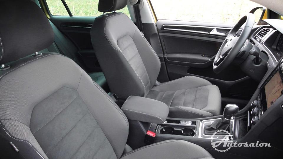 VW Golf Variant 1,5 TSI 2