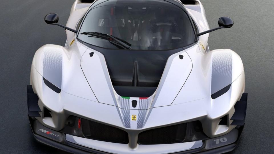 Ferrari FXX K Evoluzione 8