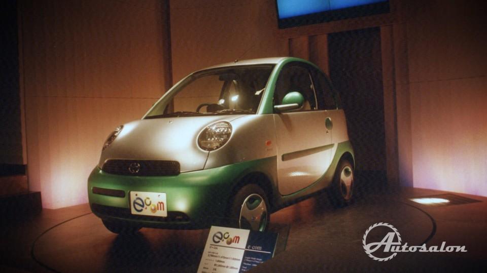 Toyota e-com Electric