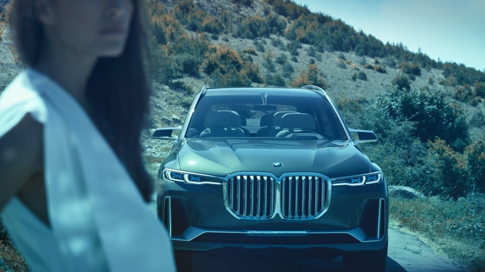 BMW Concept X7 iPerformance 13