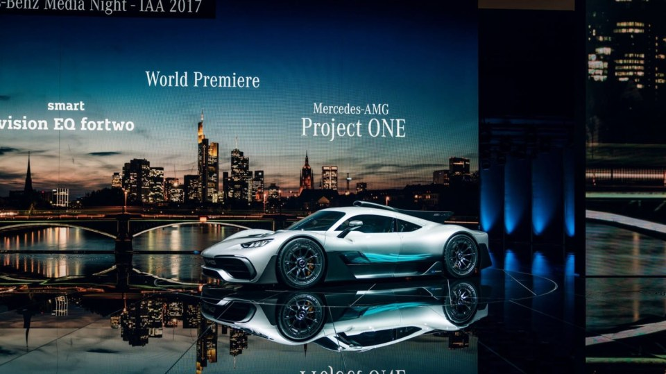 Mercedes-AMG Project ONE 10