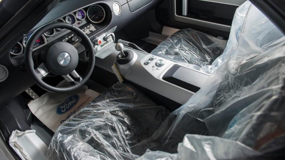 Ford GT nic neujel 6