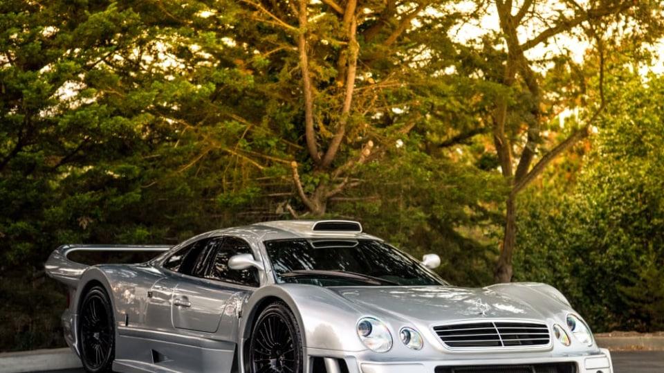 Mercedes-Benz AMG CLK GTR 2