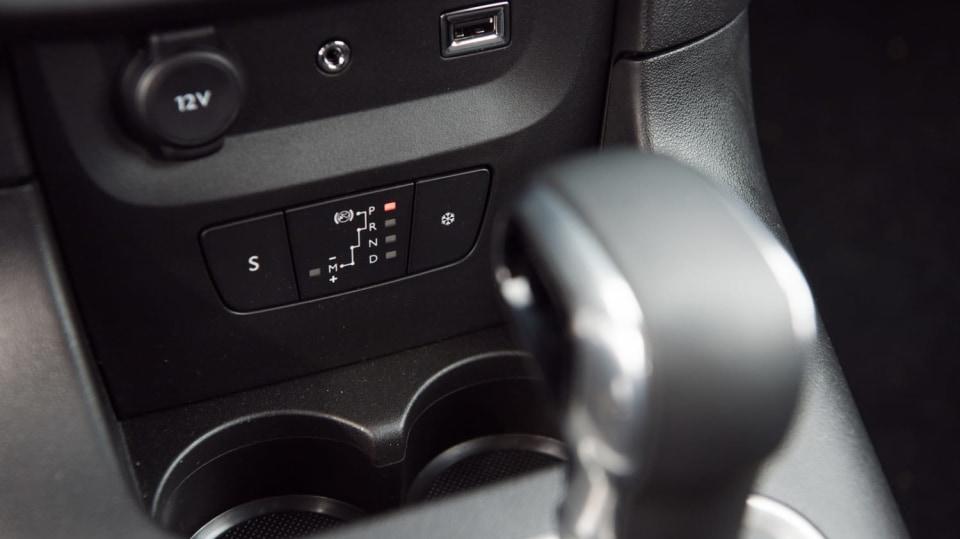 Citroën C3 1.2 PureTech interiér 5