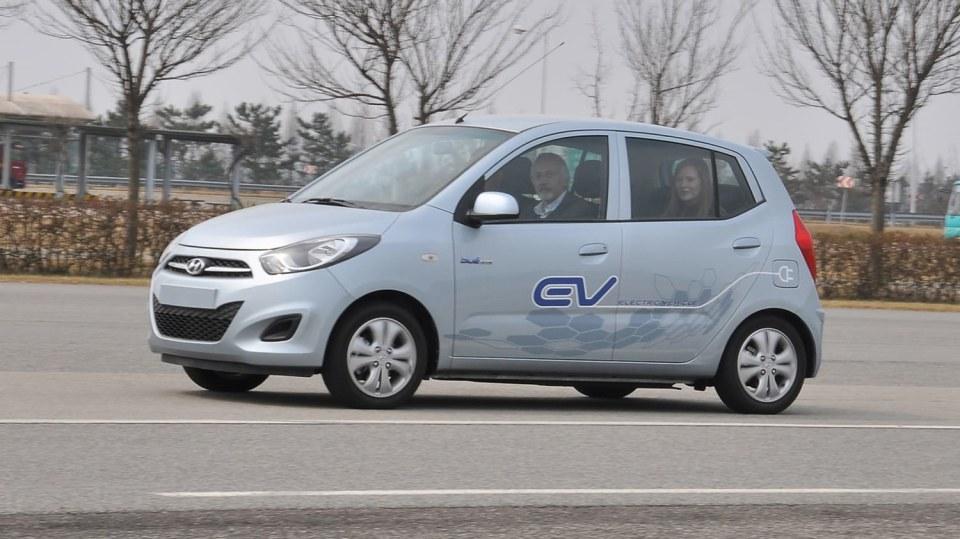 Hyundai i10 BlueOn All-Electric 1