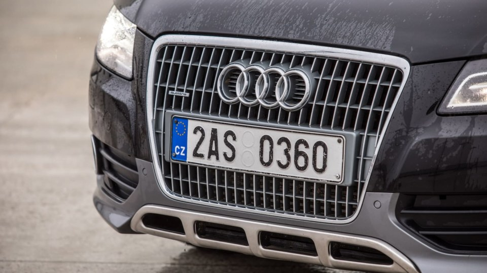 Audi A4 Allroad 2.0 TDI CR exteriér 7