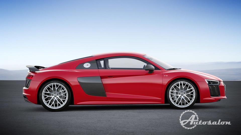 Audi R8 V10 Plus 24