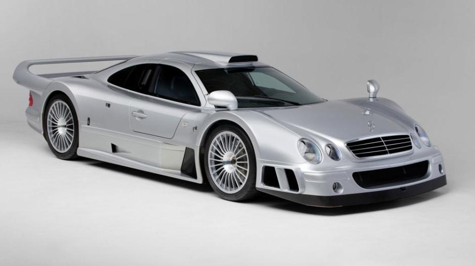 Mercedes-Benz AMG CLK GTR 9