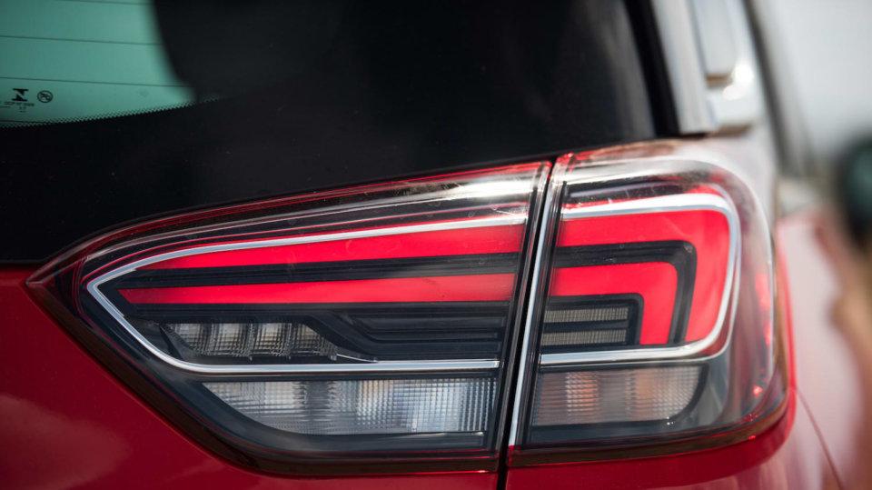 Opel Crossland X exteriér 9