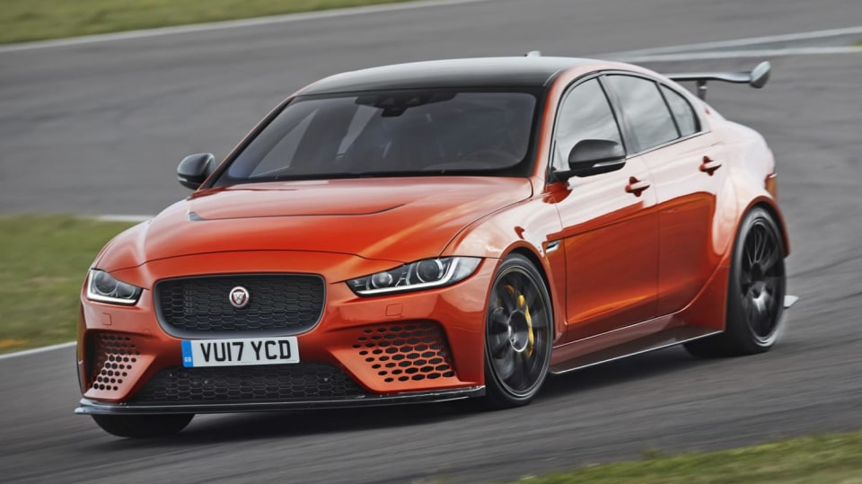 Project 8, nejsilnější Jaguar všech dob 8
