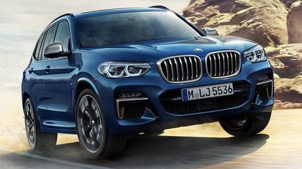 BMW X3 2018 FG01 1