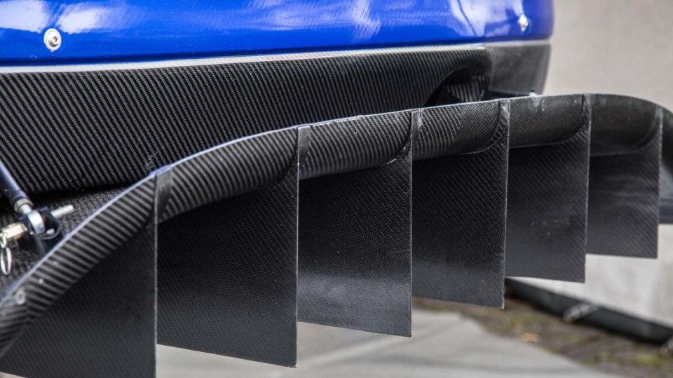 Speciál Subaru pro rekord na Nürburgringu 11