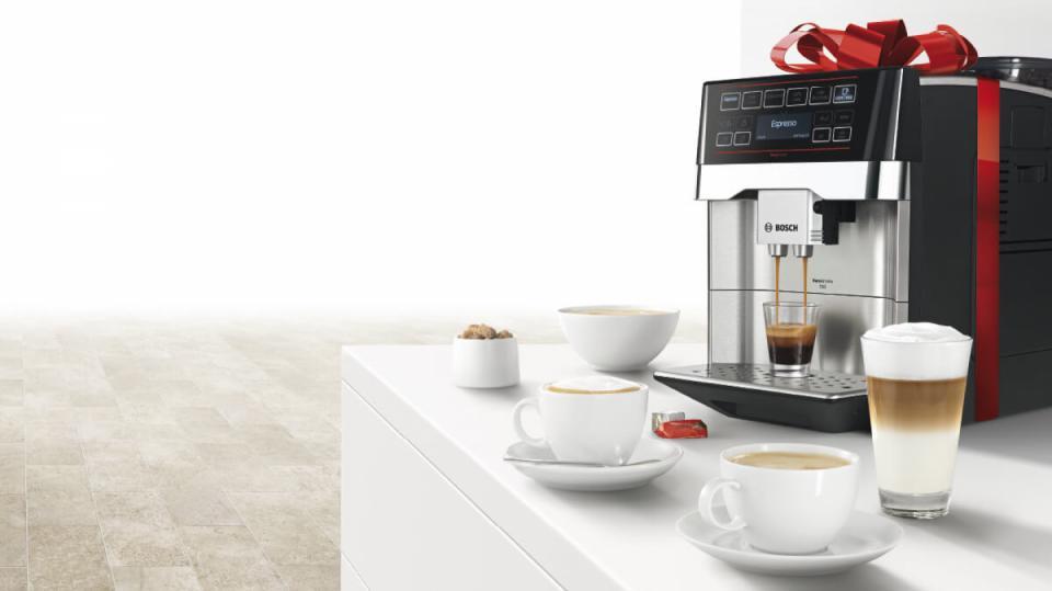 Dopřejte si výbornou kávu.