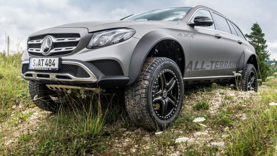 Mercedes E All-Terrain 4x4^2 3