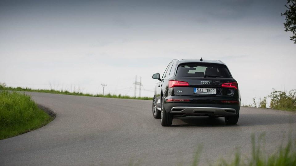 Nové Audi Q5 v pohybu 2