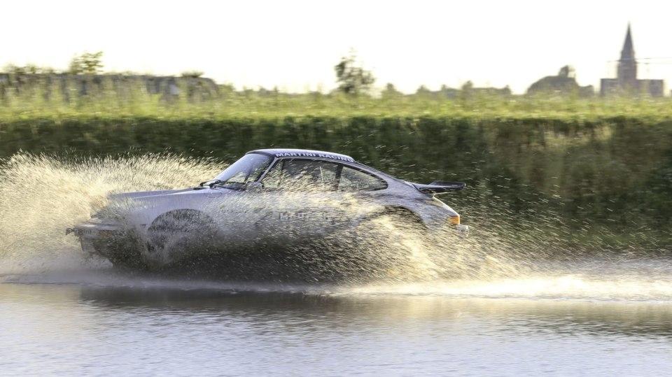Porsche 911 SC Safari  4