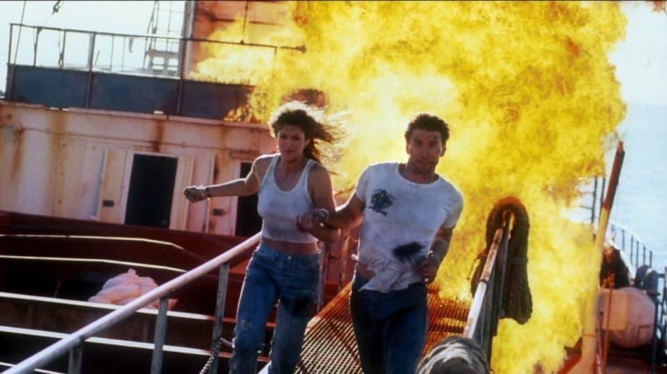 Cindy a Alec