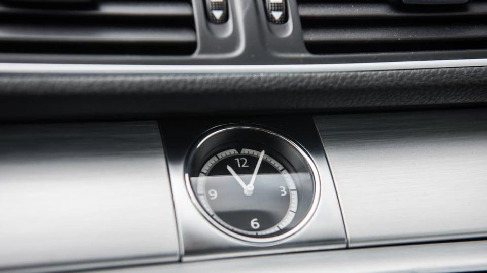 Ojetý Volkswagen CC interiér 3