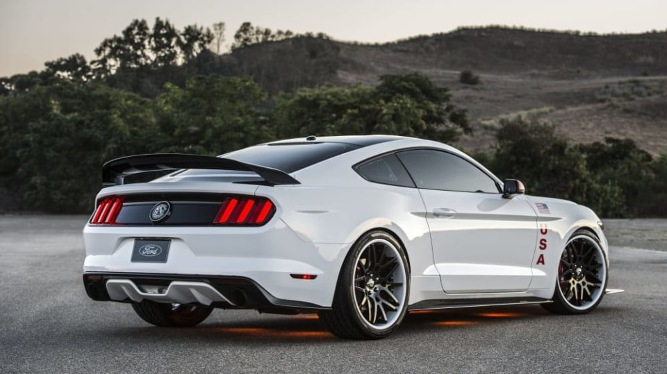 Ford Mustang Apollo