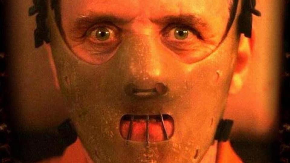 Kanibal Hannibal s maskou