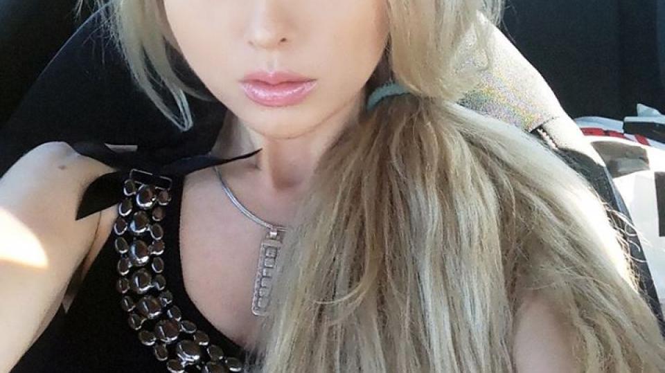 Valeria Lukyanova je opravdu celá Barbie... je to posedlost?!