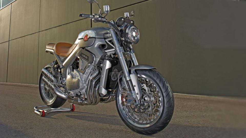 Horex VR6 Silver Edition - Obrázek 3