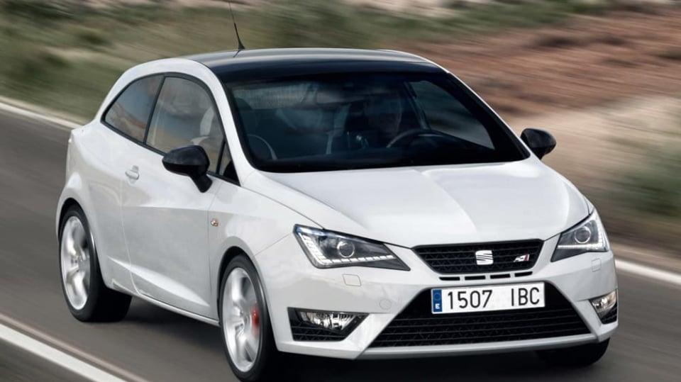 Ibiza bude z malých koncernových hatchbacků nejsilnější