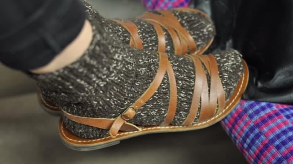 LOVE fórum: ponožky v sandálech