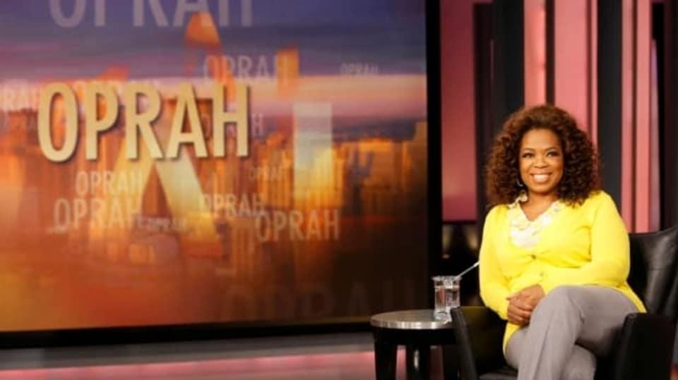 Oprah Winfrey na Prima LOVE