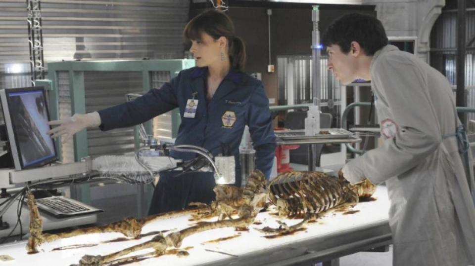 Sběratelé kostí VI (7) - Kráska v čokoládě - Obrázek 7