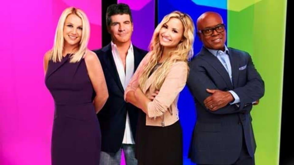 Americký X Factor - porota