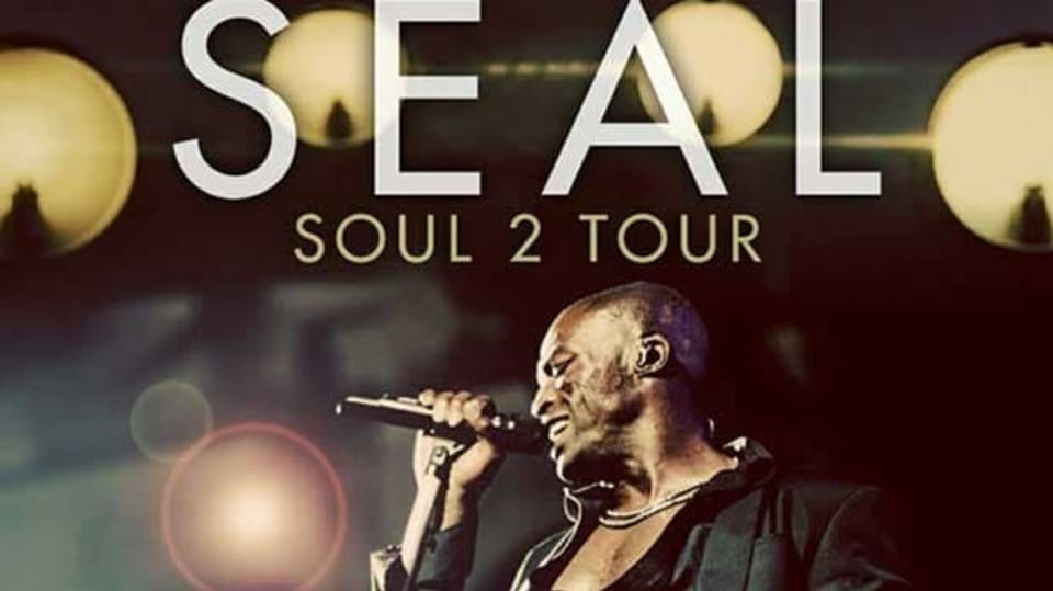 Seal - Soul 2 Tour