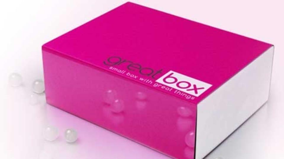 Great Box - krabice