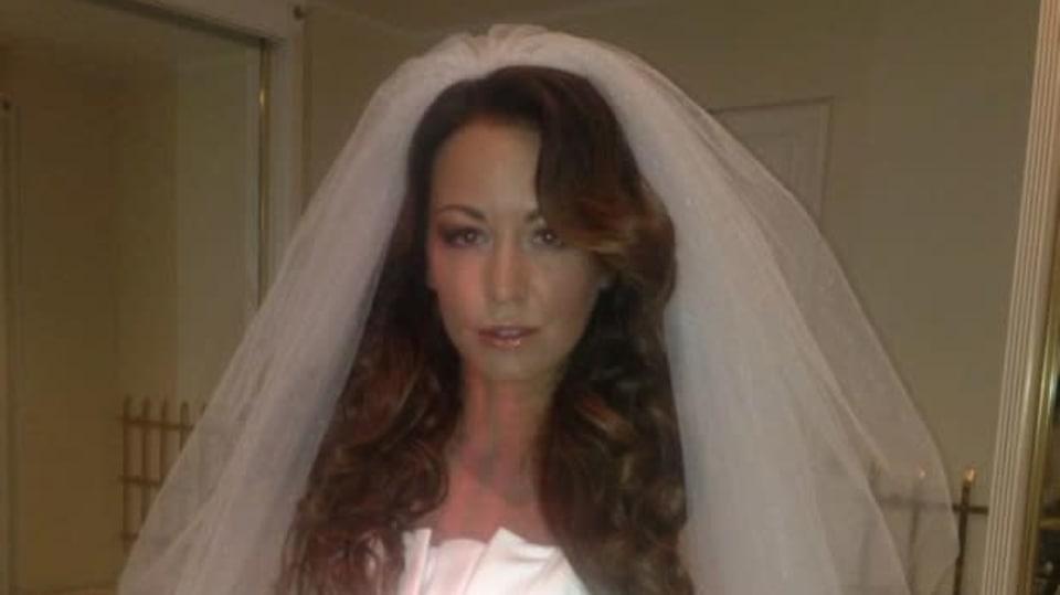 Agáta Hanychová byla krásná nevěsta